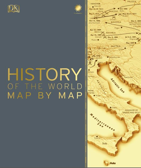 History of the World Map by Map PDF