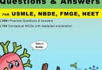 Immunology Questions & Answers for USMLE NBDE FMGE NEET PDF