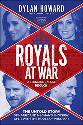 Royals at War The Untold Story of Harry and Meghan's Shocking Split with the House of Windsor EPUB