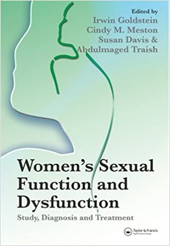 Women's Sexual Function and Dysfunction Study, Diagnosis and Treatment PDF