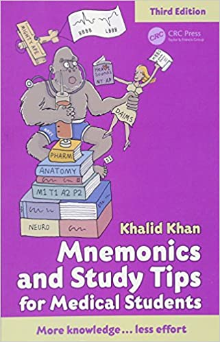 Mnemonics and Study Tips for Medical Students 3rd Edition PDF