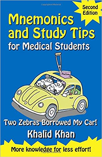 Mnemonics and Study Tips for Medical Students 2nd Edition PDF